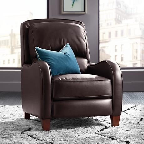 Kene Jamestown Salem Umber 3-Way Recliner Chair