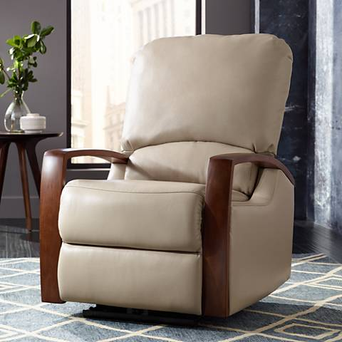 Beau Tustin Sand Power Recliner Chair