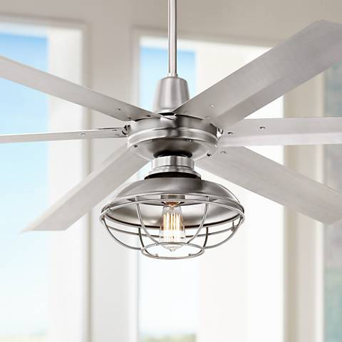 "60"" Turbina Max™ Franklin Park Outdoor Ceiling Fan"