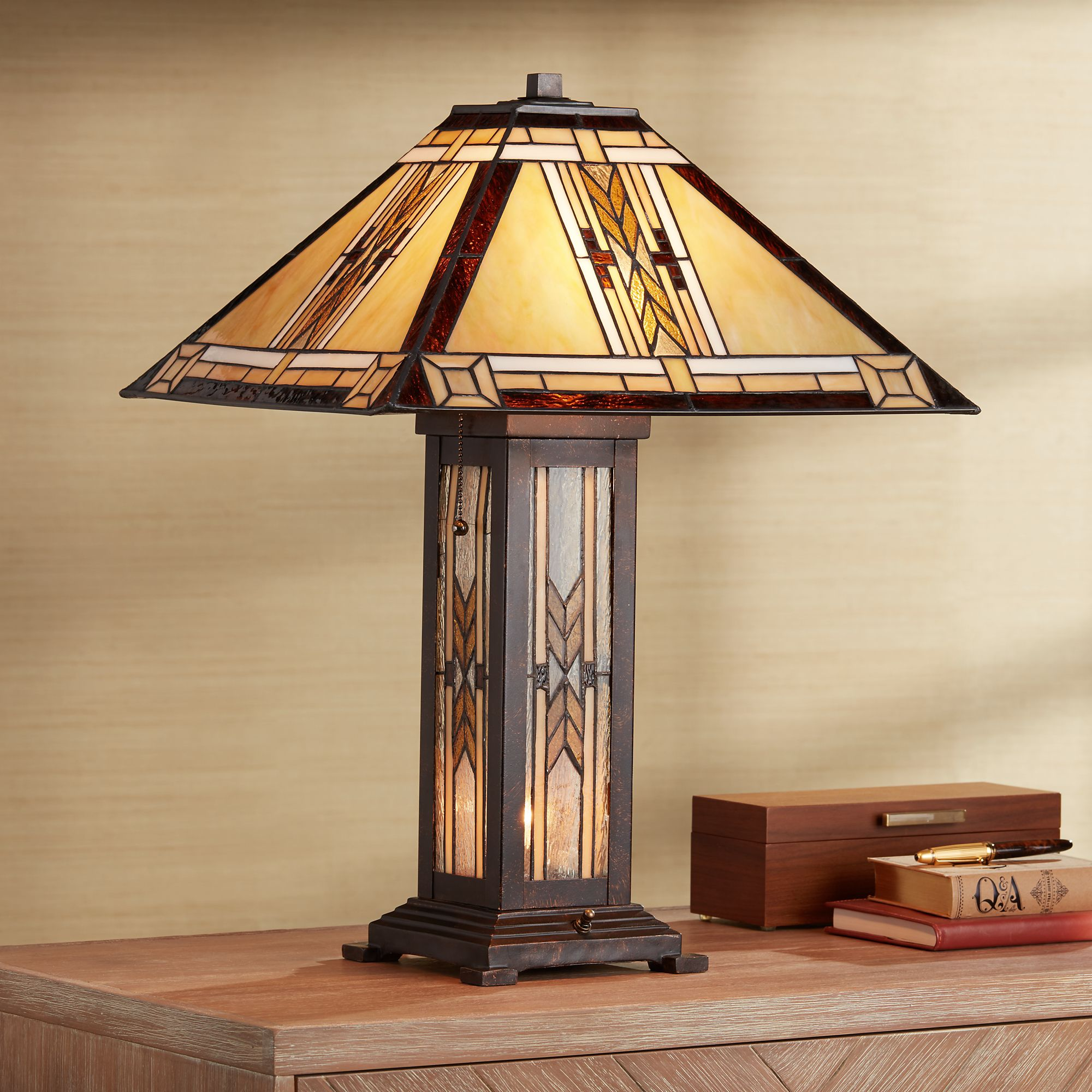 Tiffany Table Lamps | Lamps Plus
