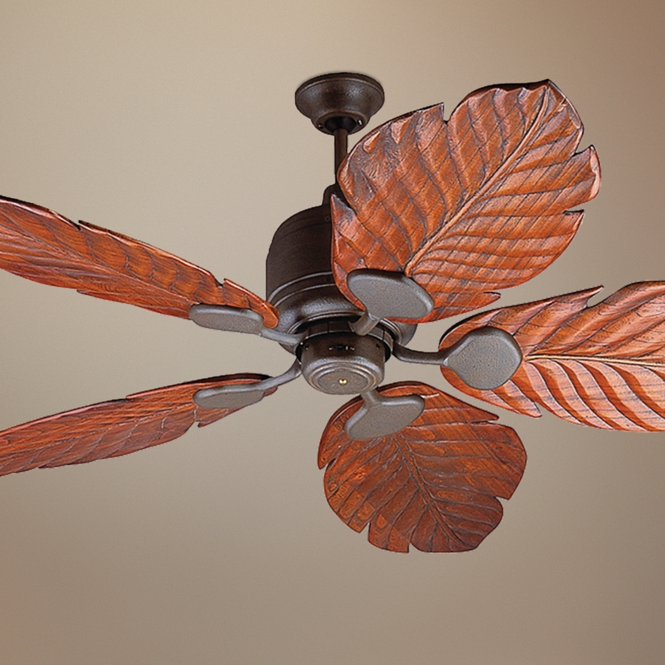 "52"" Craftmade Kona  Bay Outdoor Ceiling Fan   #25615 25859"