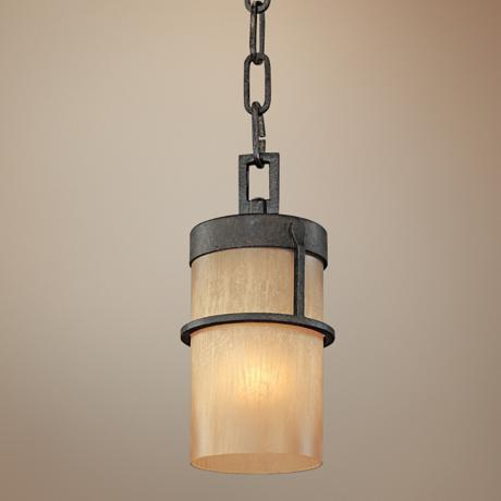 "Jabandi Collection 4 3/4"" Wide Mini Pendant Light"