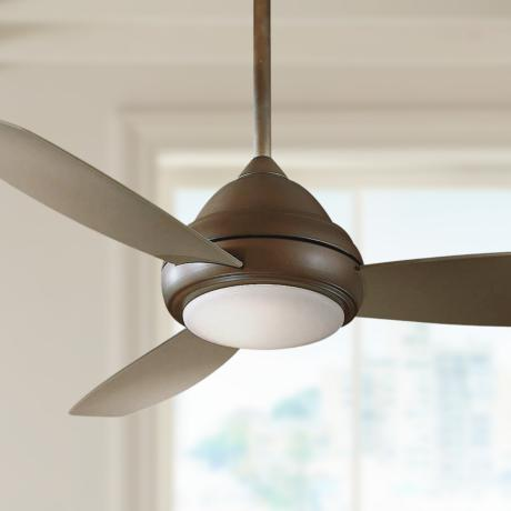 "44"" Minka Aire Concept 1 Oil Rubbed Bronze Ceiling Fan"