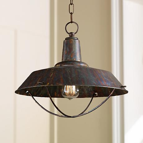 Carolyn Kinder Arcada One-Light Pendant