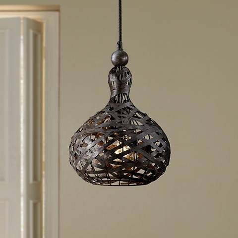 Carolyn Kinder Alita One-Light Mini Pendant