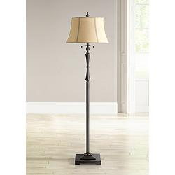 Granville Oil-Rubbed Bronze Club Floor Lamp