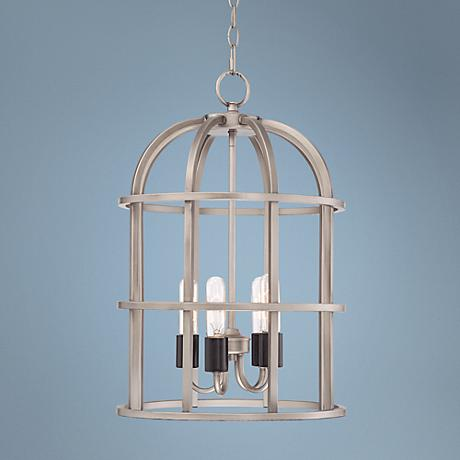 "Aldridge Collection 15"" Wide Entry Pendant Light"