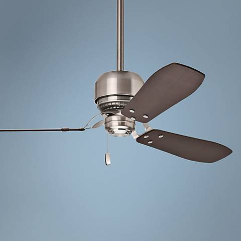 "52"" Casablanca Tribeca™ Brushed Nickel Ceiling Fan"
