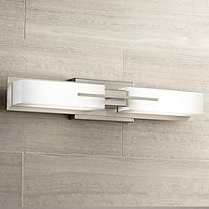 Bathroom Vanity Lights Lamps Plus led bathroom lighting - led vanity lights and light bars | lamps plus