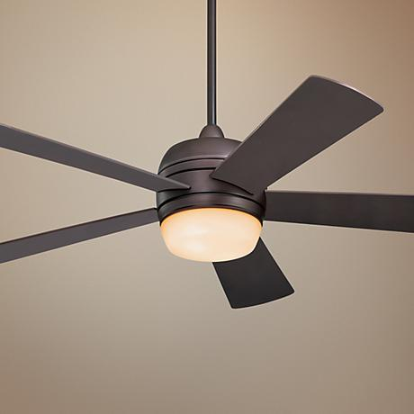 "52"" Emerson Atomical Oil Rubbed Bronze Ceiling Fan"