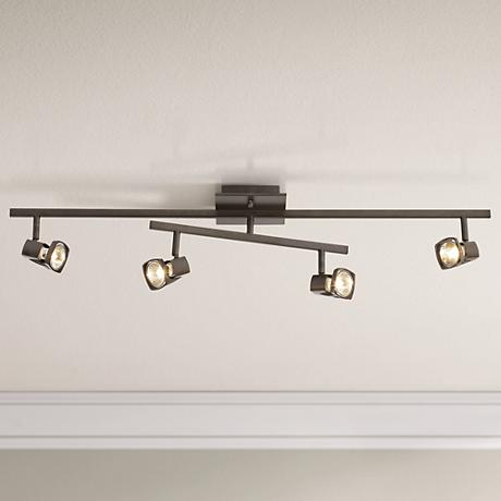 Pro Track® 200 Watt Bronze Ceiling Light Fixture