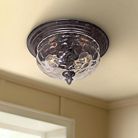 Merrimack Collection 2-Light Flush Mount Ceiling Light