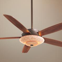 "54"" Minka Aire Airus Oil Rubbed Bronze Ceiling Fan"