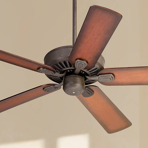 "52"" Casa Vieja® Windstar II™ Rust Ceiling Fan"