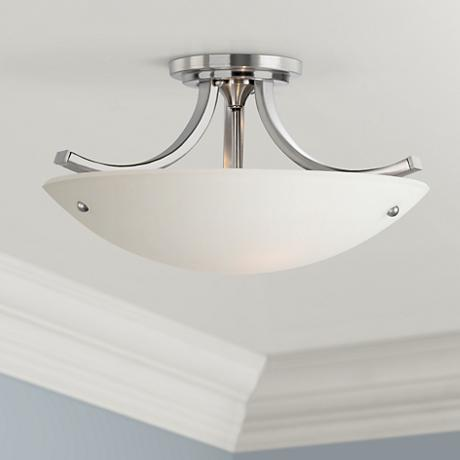 "Feiss Essential Collection 16"" Wide Ceiling Light"