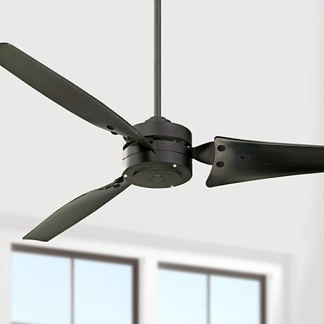 "60"" Emerson Loft  Barbeque Black Ceiling Fan"