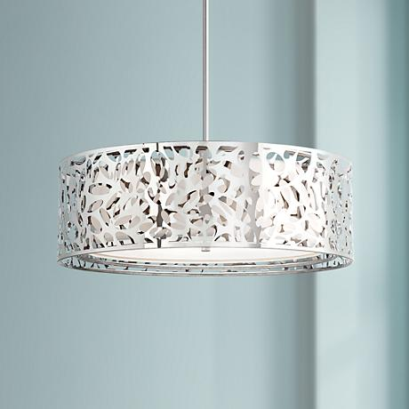 "George Kovacs Hilary 23 1/2"" Wide Pendant Chandelier"