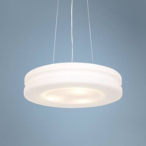 "Access Altum Collection 19 1/2"" Wide Pendant"