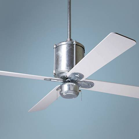 "50"" Industry Galvanized Ceiling Fan"