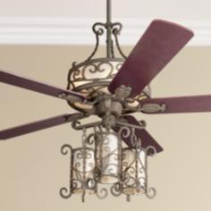 "60"" John Timberland™ Seville Light Kit Ceiling Fan"