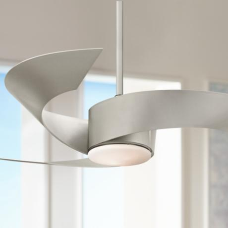 "52"" Fanimation Torto Metro Gray Finish Ceiling Fan"