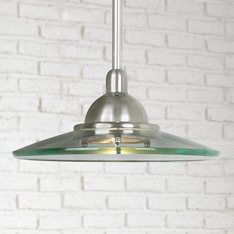 Kichler Galaxie Brushed Nickel Mini Pendant Chandelier