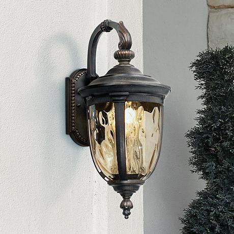 "Bellagio 20 1/2"" High Energy Efficient Outdoor Wall Light"