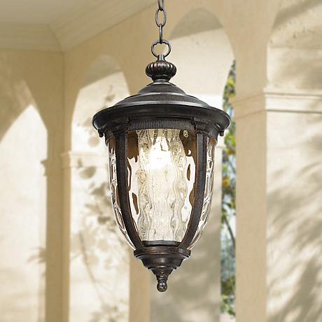 "Bellagio 18"" High Energy Efficient Outdoor Hanging Light"