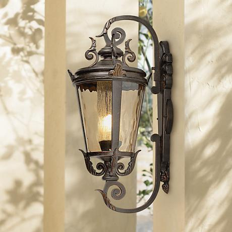 "Casa Marseille 27 1/2"" High Energy Efficient Wall Light"