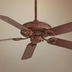 "54"" Minka Aire Vintage Rust ENERGY STAR Ceiling Fan"