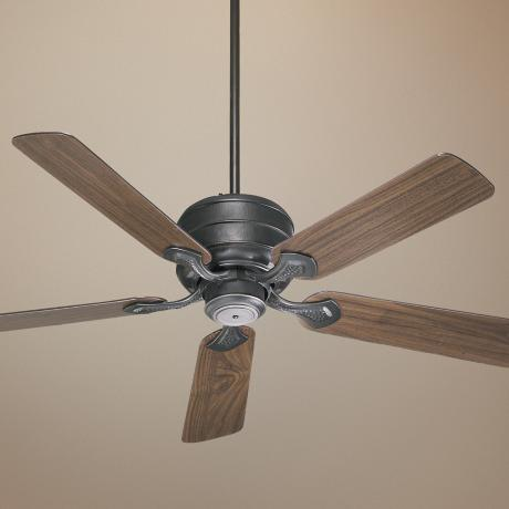 "52"" Quorum Hanover Old World Ceiling Fan"