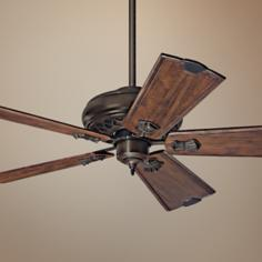 "60"" Hunter Fellini Cocoa Ceiling Fan"