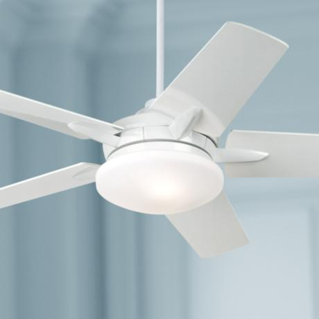 Casa Endeavor™ White Ceiling Fan