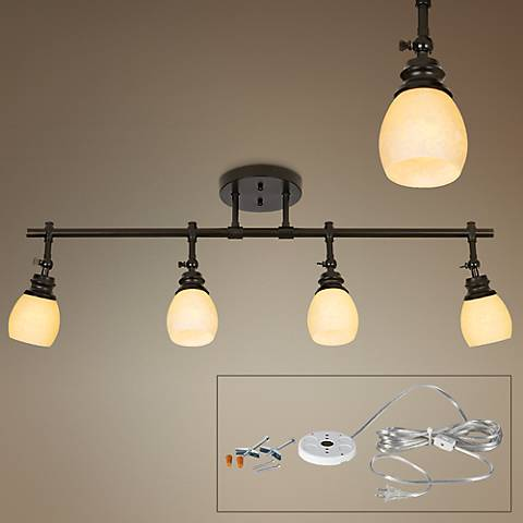 Track Lighting Track Lights Fixtures And Parts Lamps Plus