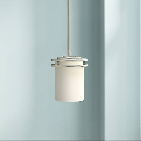 Hendrik Nickel Mini Pendant Chandelier