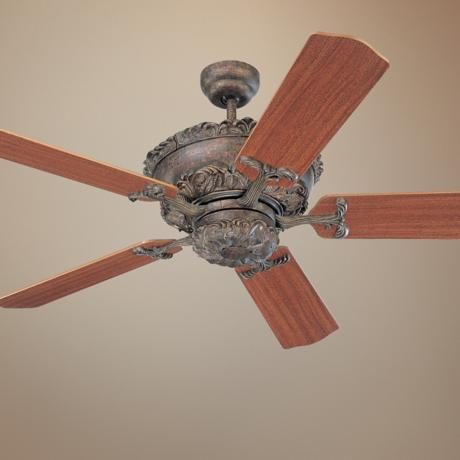 "52"" Monte Carlo Aberdeen ENERGY STAR Ceiling Fan"