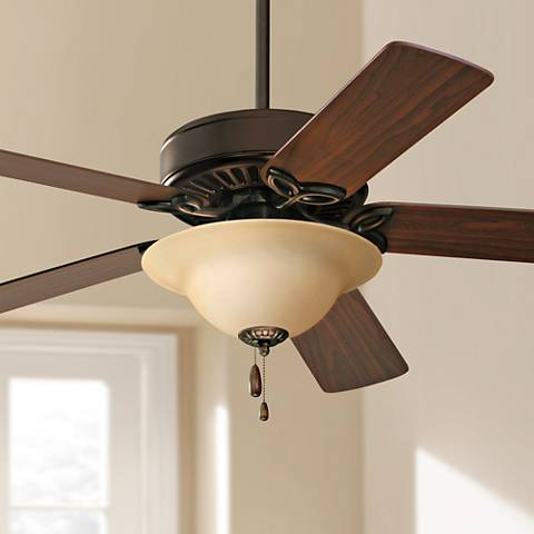 "50"" Emerson Pro Series Oil Rubbed Bronze Ceiling Fan"