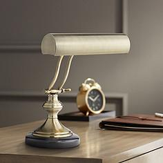 Antique Desk Lamp brass desk lamps | lamps plus