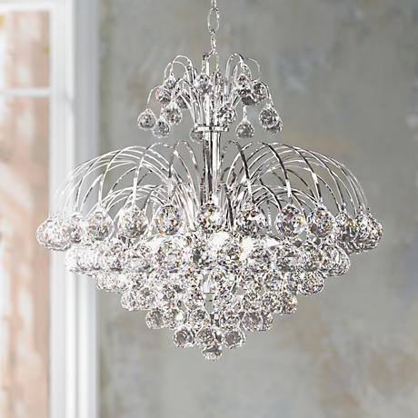 "James R. Moder Collection 20"" Wide Chandelier"
