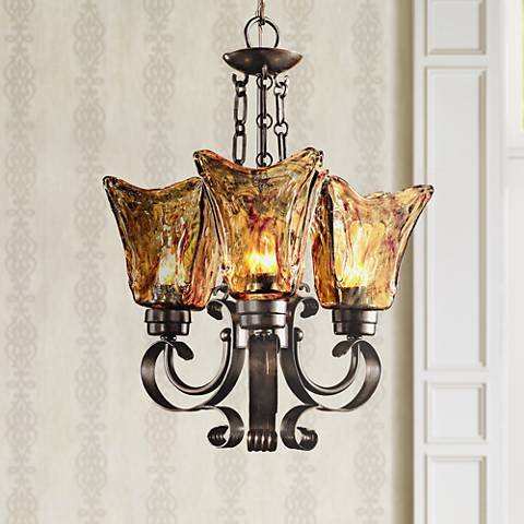 Uttermost Vetraio Collection Mini Chandelier