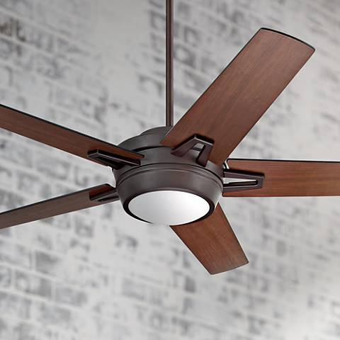 "54"" Emerson Southtowne Oil-Rubbed Bronze Ceiling Fan"