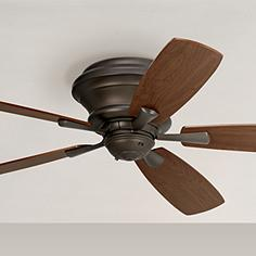 Hugger ceiling fans flush mount fan designs lamps plus 52 casa san marin oil rubbed bronze hugger ceiling fan mozeypictures Image collections