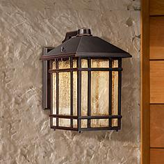 Arts and Crafts / Mission Style Outdoor Lighting | Lamps Plus