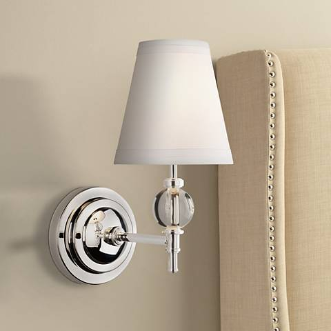 "Robert Abbey The Muses Collection 12"" High Wall Sconce"