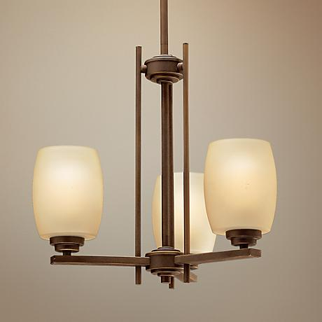 Kichler Sabina Collection Three Light Up/Down Chandelier