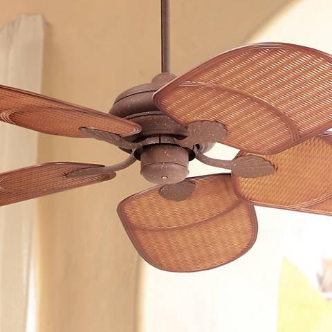 "42"" Casa Vieja® Outdoor Tropical Ceiling Fan"
