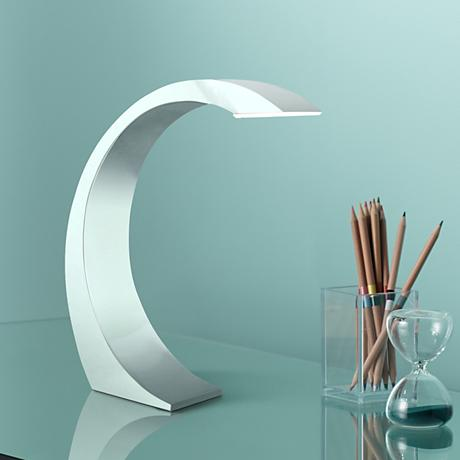 Element Arc Touch LED Accent Desk Lamp
