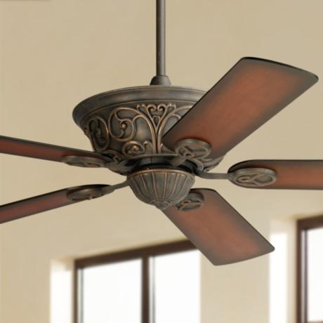 "52"" Casa Contessa™ Bronze Ceiling Fan"