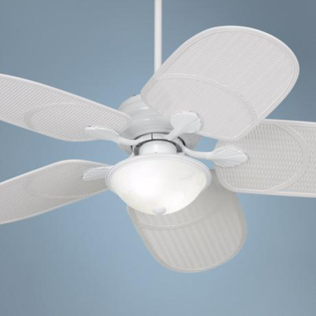 "52"" Casa Vieja®  Tropical Outdoor Ceiling Fan"