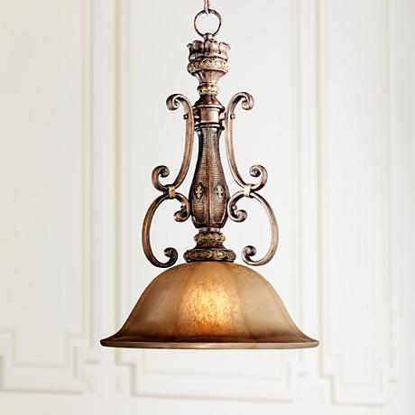 "Illuminati Collection 15"" Wide Nook Pendant Light"